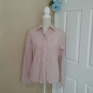Lilly Pulitzer Button Down Shirts Sz 8
